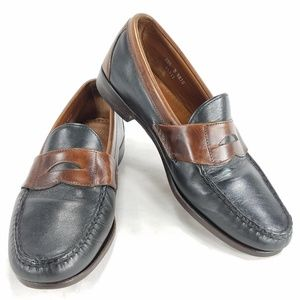 Allen Edmonds Trenton Mens Penny Loafer Shoes
